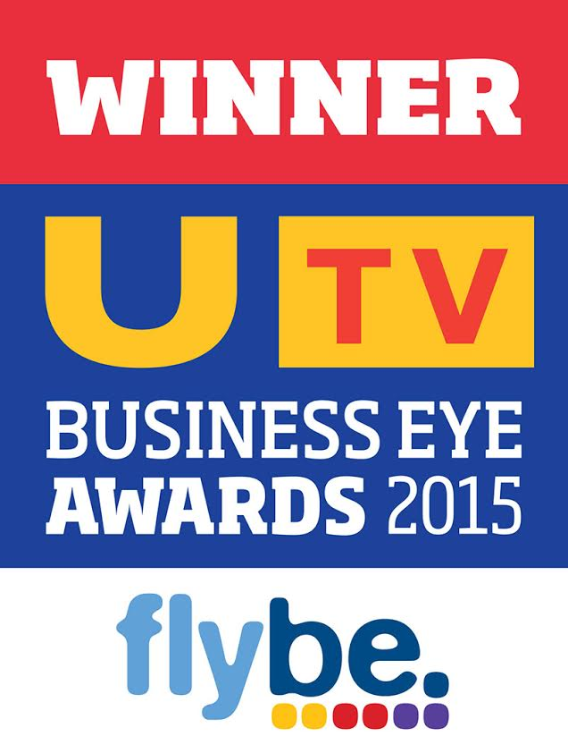 Winner of UTV Business Eye Awards 2015